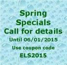 Spring special  March 2015