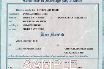 marriage-certificate NY